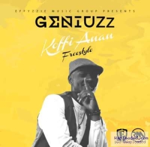Geniuzz - Koffi Anan (Freestyle) ft. Yemi Alade